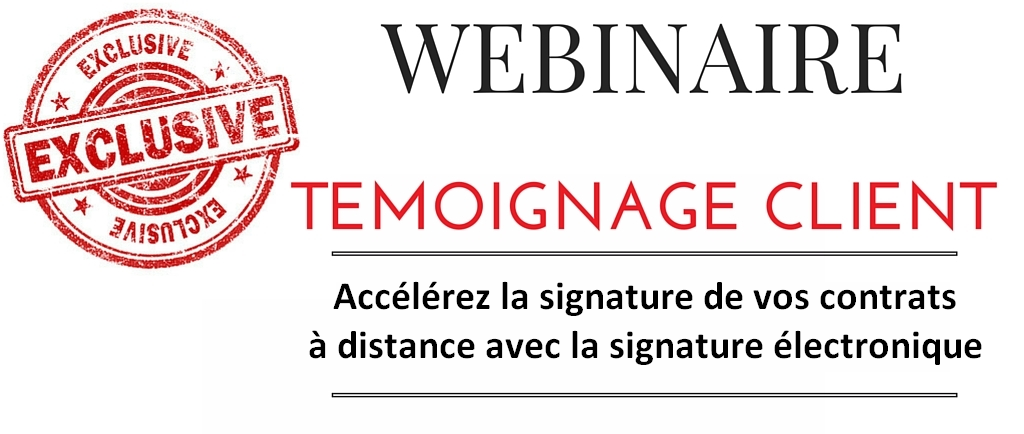 Signature électronique word par mail
