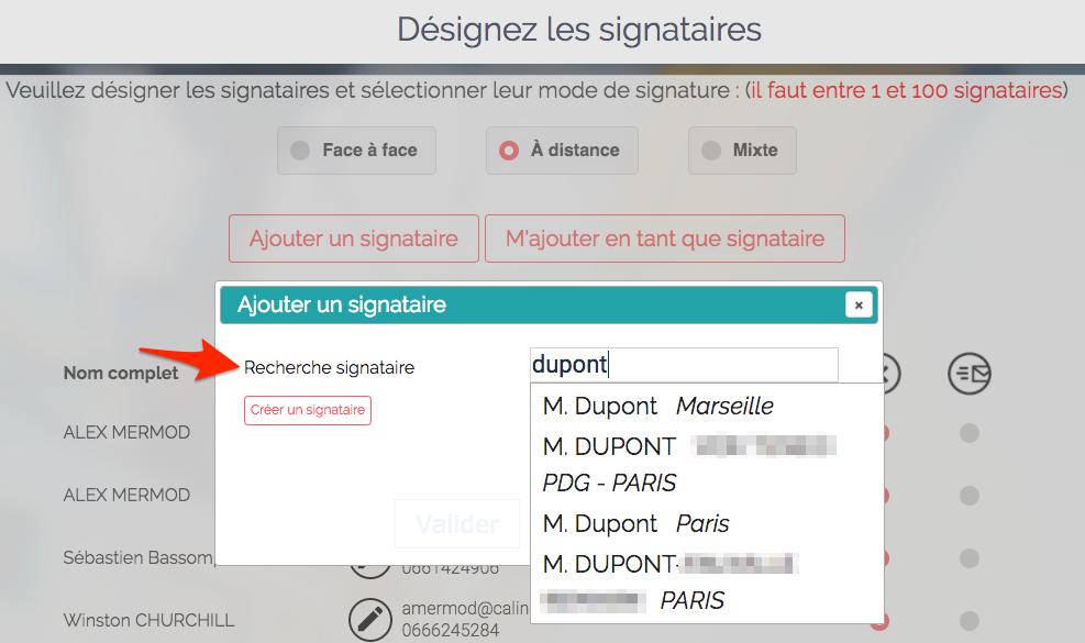 signature electronique carnet_adresses_signataires