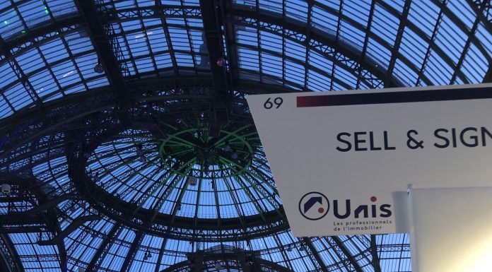 Stand SELL&SIGN à l'UNIS