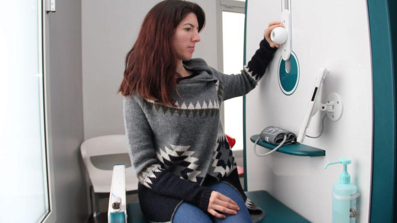 Chaises Salle D Attente Cabinet Medical e-santé : une chaise connectée en salle d'attente